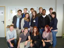 Schülerpraktikanten 2013