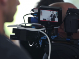 Making-of Entwicklerfilm