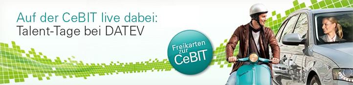 CeBIT Talent-Tage 2014