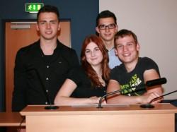 Azubiprojekt: Das IT Kompaktteam der  DATEV