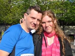 Janine Koellisch und Stefan Reiser