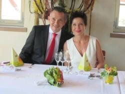 Martina und Benjamin Espino-Garcia